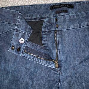Express Design Studio Editor Stretch Flare Jeans